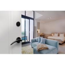 Дверной замок Mini с латунной ручкой 02 для гостиниц | Hotek Hospitality Group