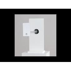 Квадратне дзеркало з триразовим збільшенням | Готельне обладнання | Hotek Hospitality Group