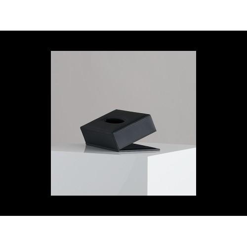 Коробка для серветок, чорна | Готельне обладнання | Hotek Hospitality Group