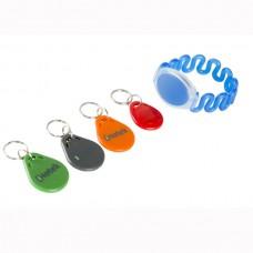 электромагнитные ключи-брелоки и браслеты