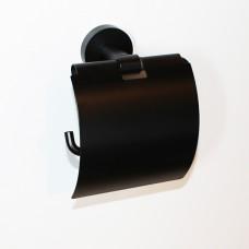 держатель для туалетной бумаги с крышкой в ванную гостиничного номера