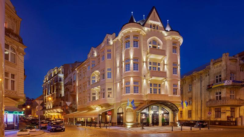 Гостиница Atlas