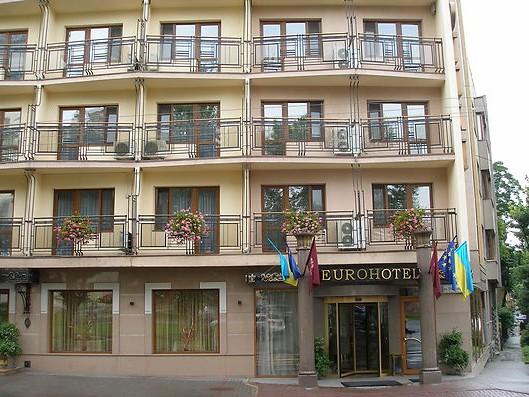 Гостиница Eurohotel