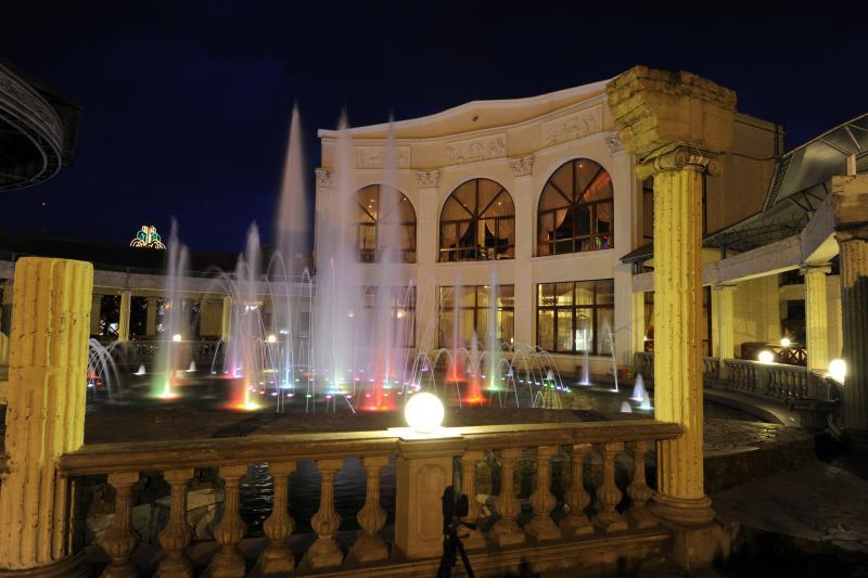 Отель Фонтан
