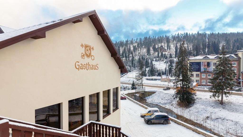 Гостиница Gasthaus