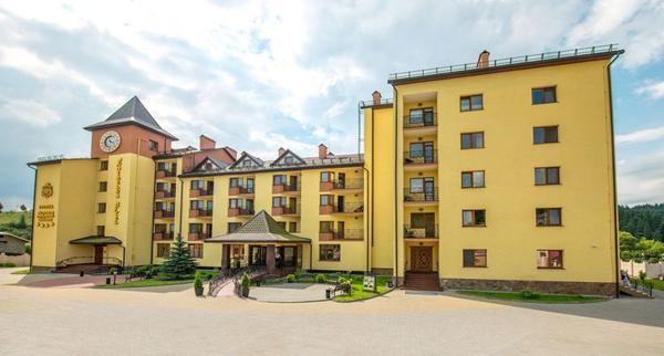 Міні-бари для готелю Київська Русь