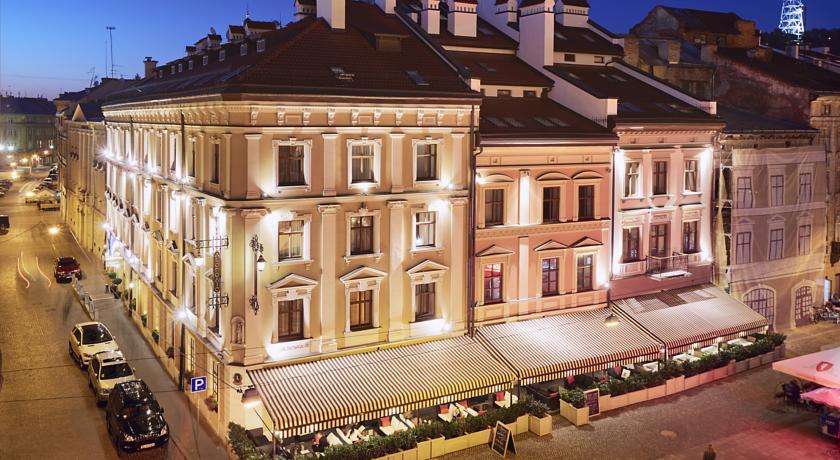 Гостиница Leopolis