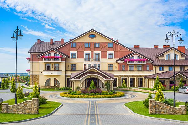 Гостиница Панская гора
