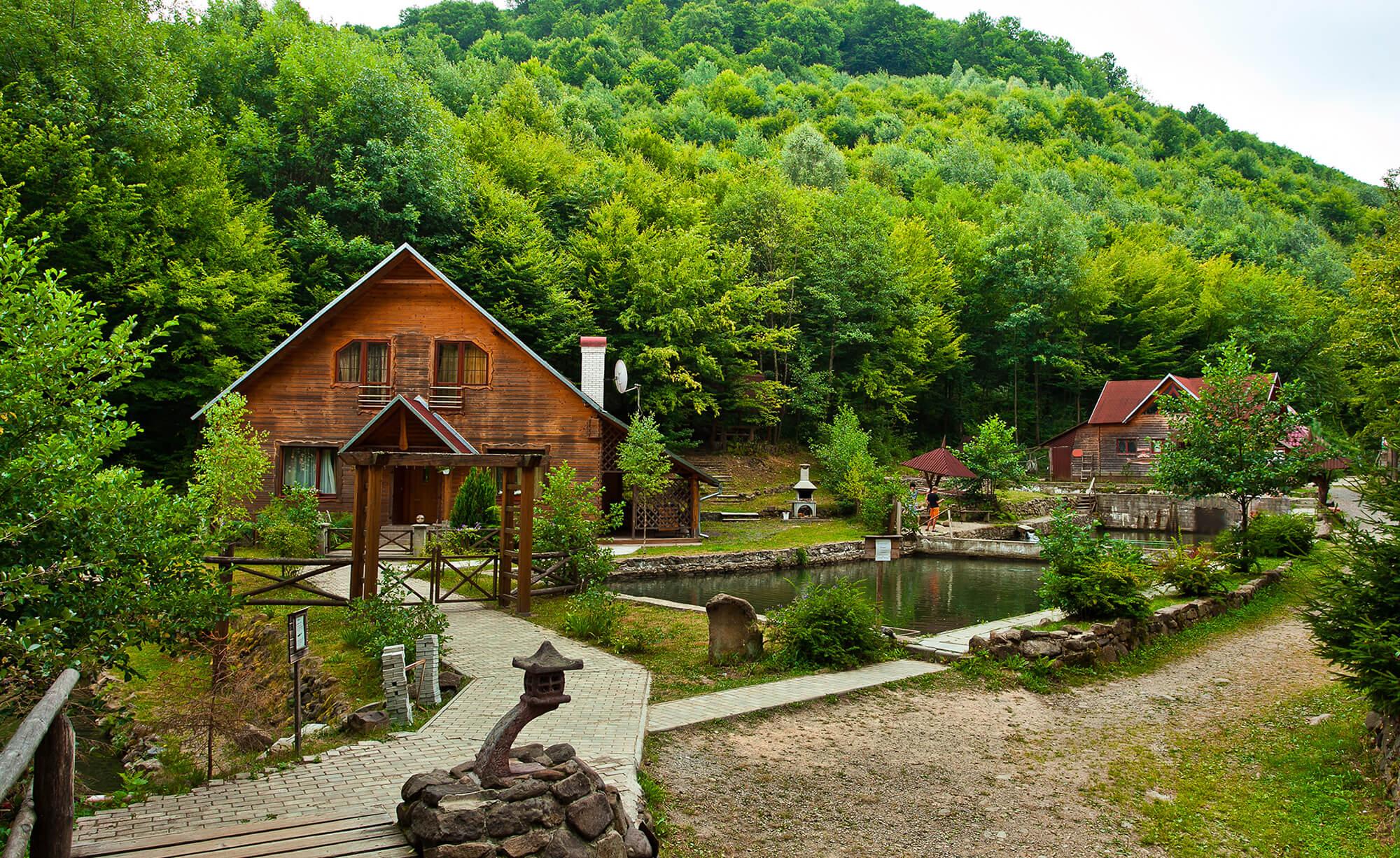 База відпочинку Воєводино